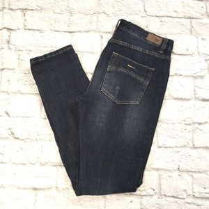 RSQ Jeans women's Seattle Skinny Tapered size 32